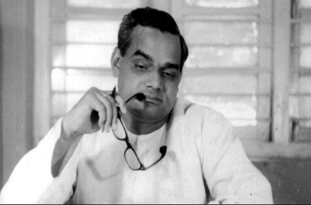 Today is the 93rd birthday of former Prime Minister Atal Bihari Vajpayee