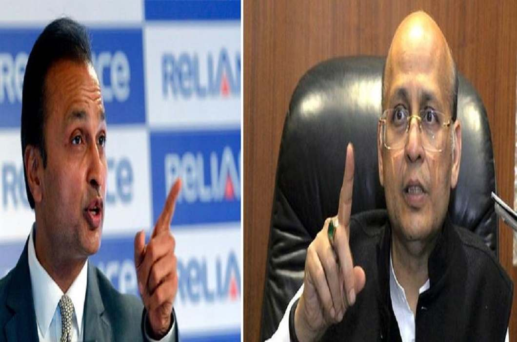 Reliance Group commits 5000 crores defamation suit against Abhishek Manu Singhvi