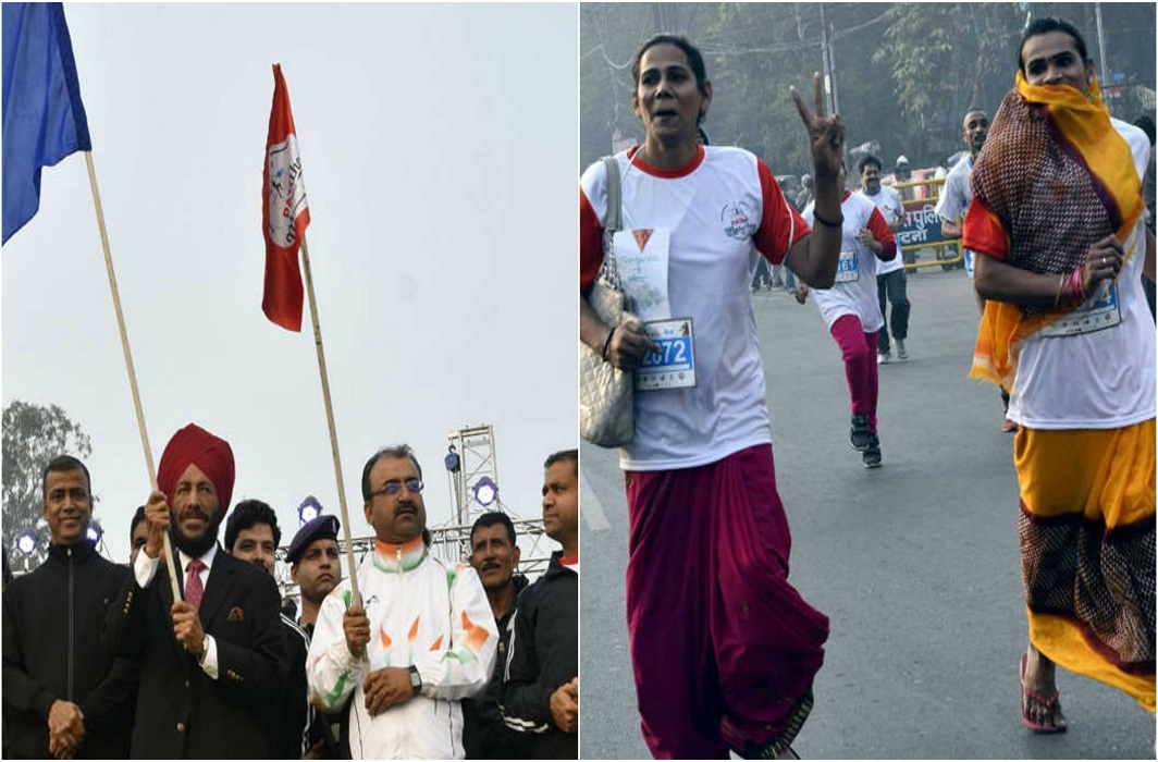 Marathan race