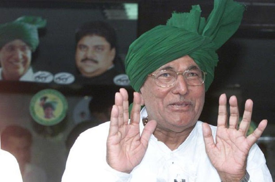 Om Prakash Chautala gets relief and get two weeks parole