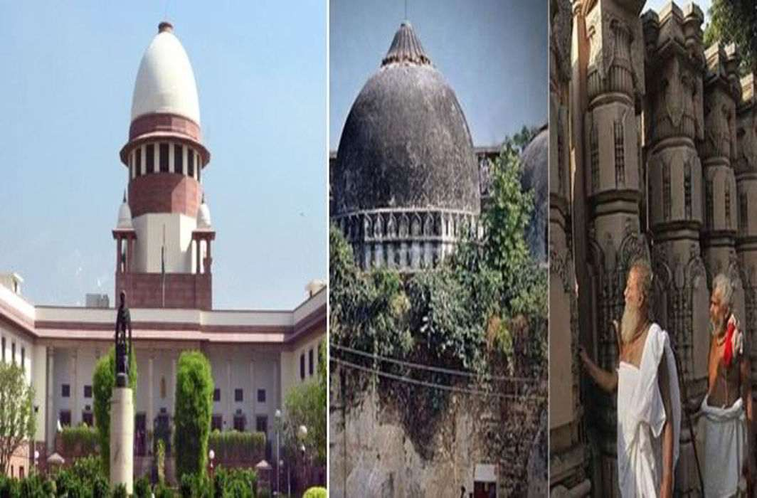 After seven years, hearing on temple dispute begins in Supreme Court