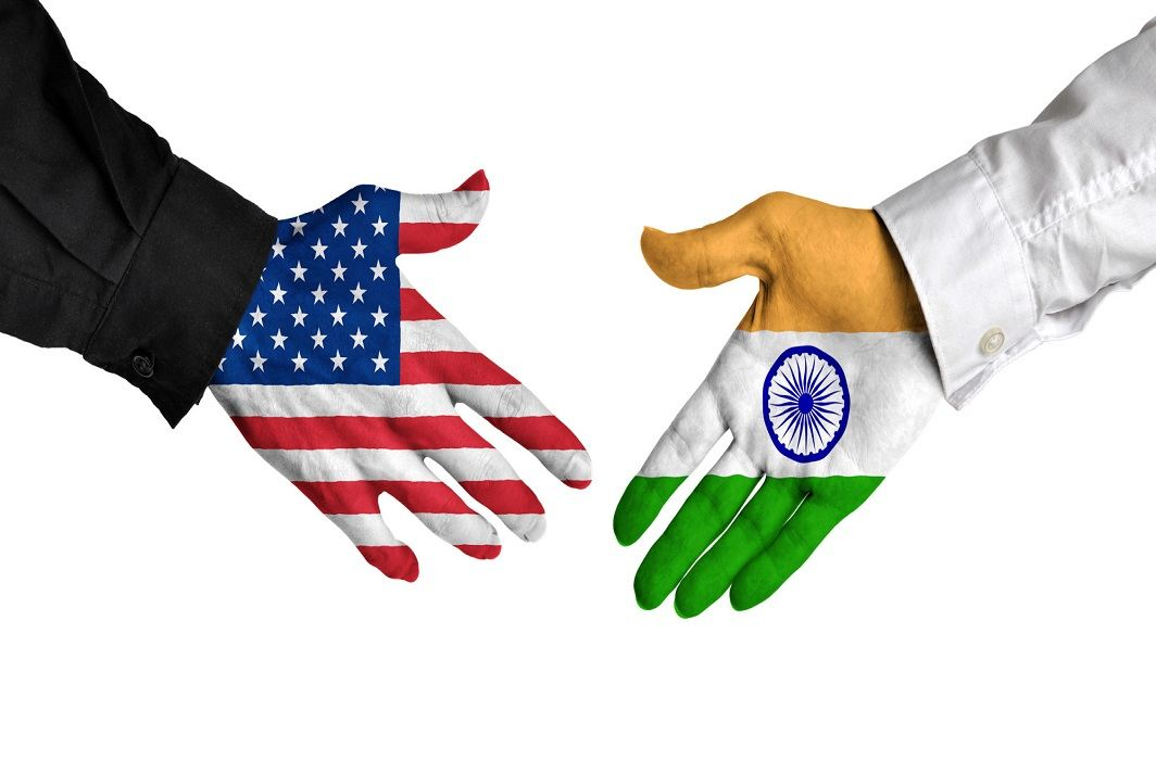 US has supported India on the Kashmir issue, which is knocking in the eyes of Pakistan