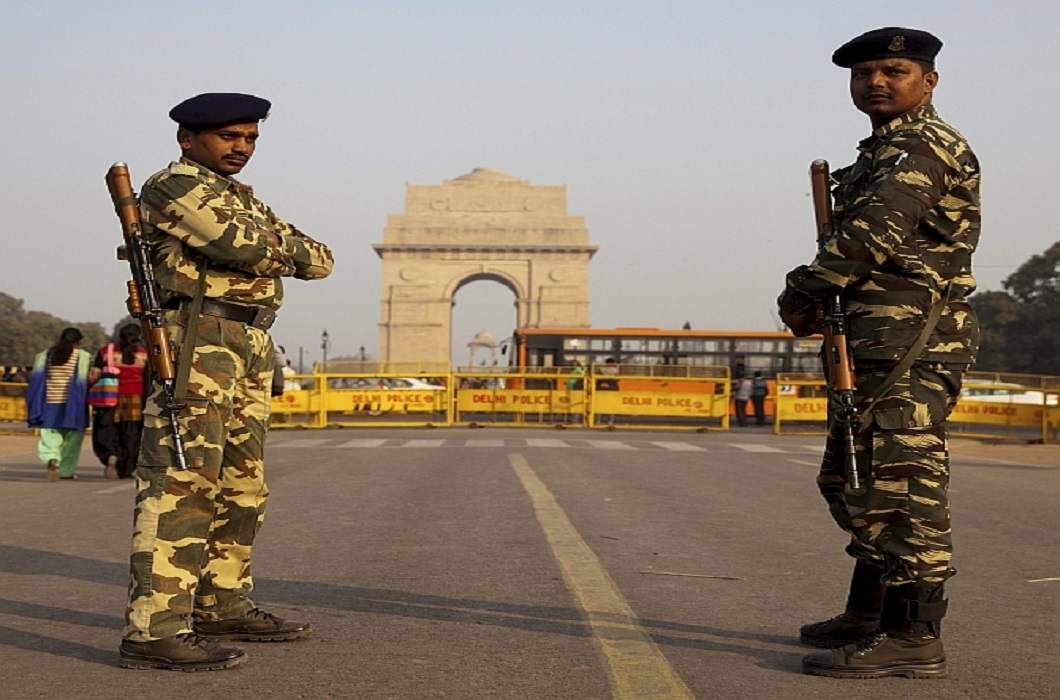 delhi is on hight alert before republic day due to disappearance of three Afghan terrorists