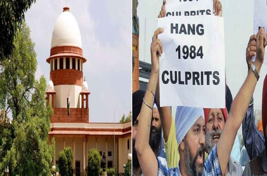 1984 riots: 186 cases will be re-examined; SC make new SIT
