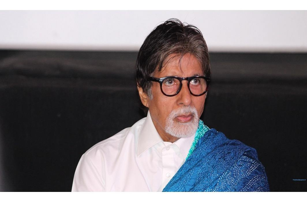 Amitabh Bachchan gave the answer to the nurse and said let's go