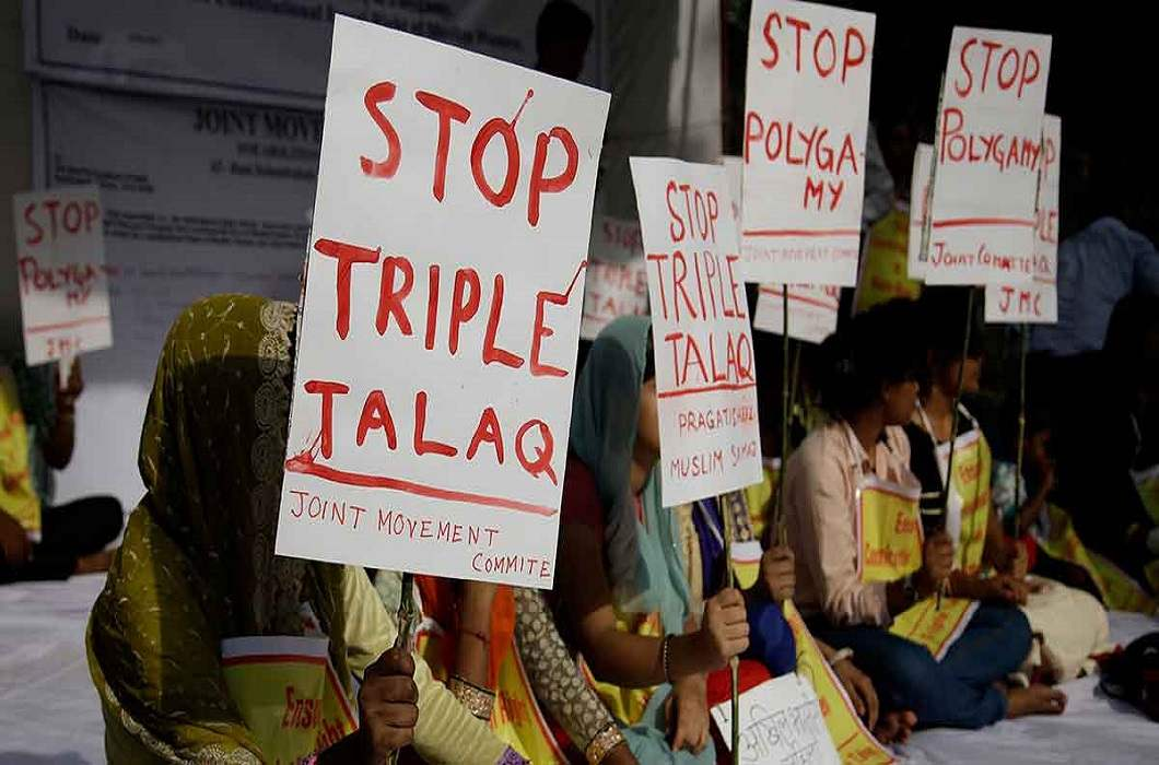 Triple Talaq - Bill will be presented today in Rajya Sabha