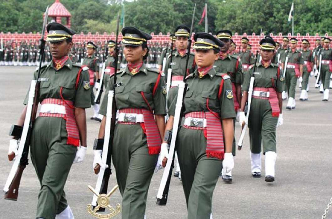 Women will be recruited in the Territorial Army, the High Court said discrimination is wrong