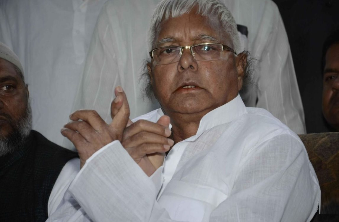 Laloo's lela, service provider who arrived before Lalu in jail for the service