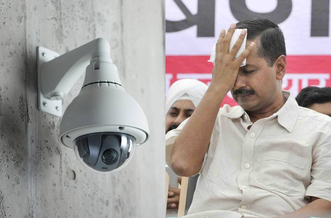Will the Kejriwal Government's dream project to have CCTV incomplete?