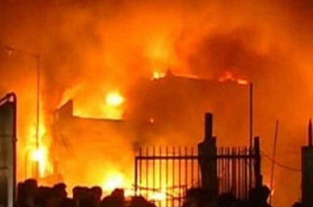 Delhi: Fire caused fire in 17 factories in Bawana factory, owner arrested, CM PM expressed regret