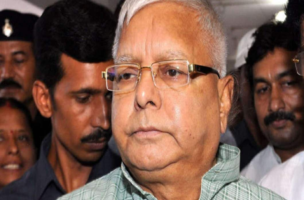 Fodder scam: Lalu Yadav's muscle in Dumka Treasury case, now hearing on January 29