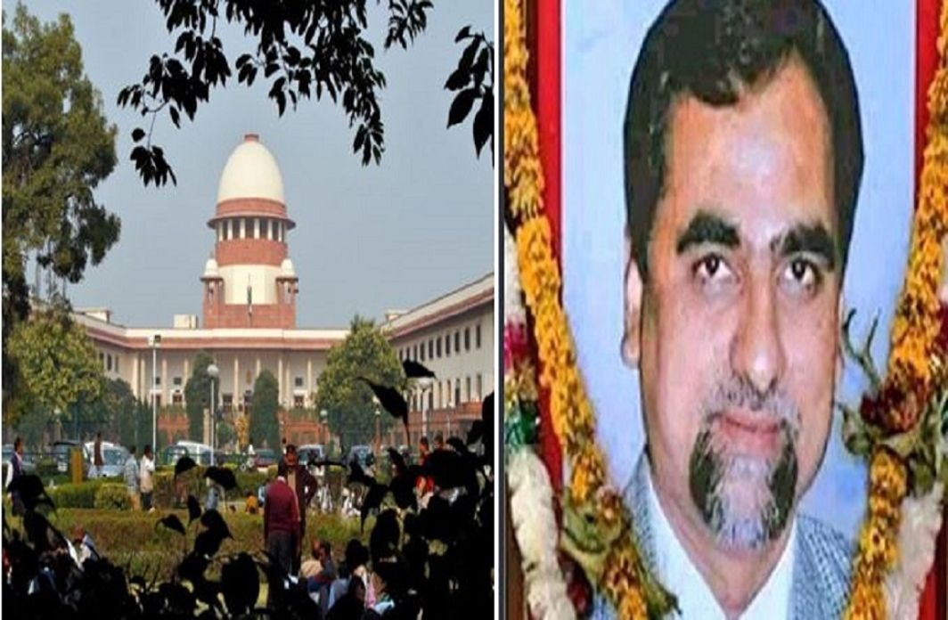 Judge Loya death case