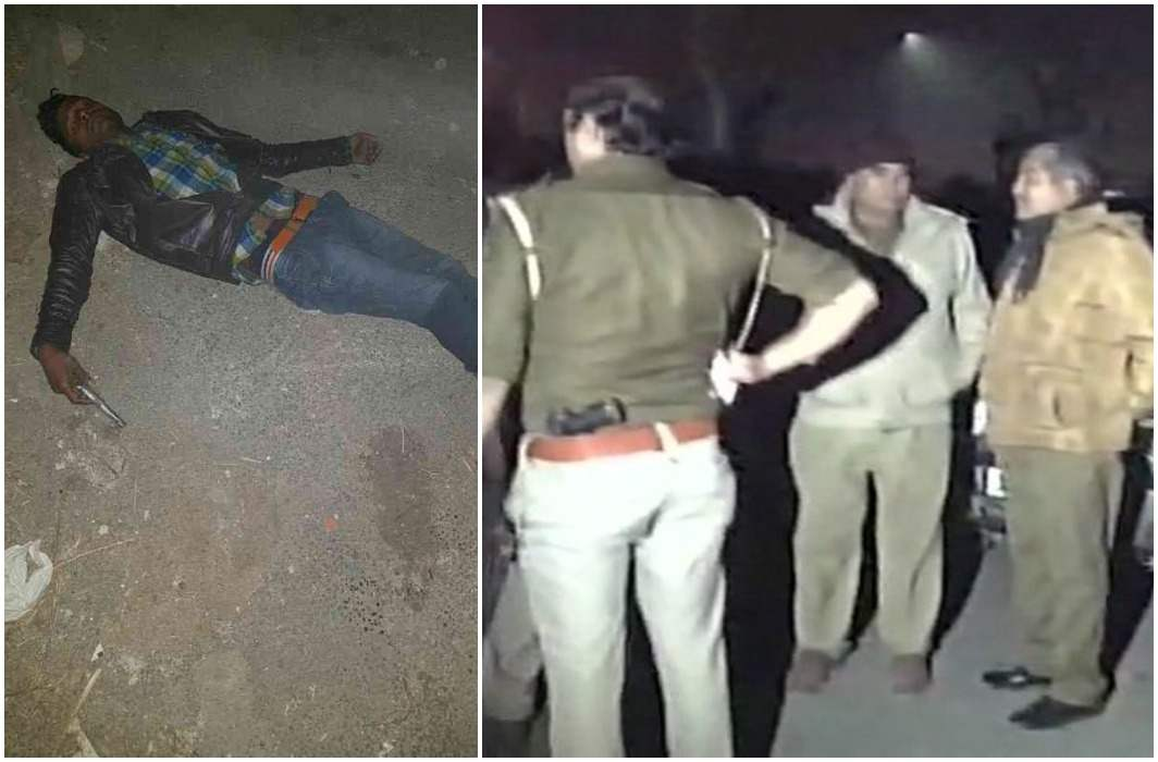 Police operation clean against criminals in UP continues