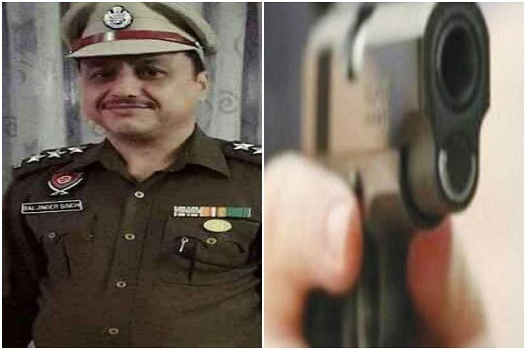DSP shot himself from his service revolver during duty in Faridkot district of Punjab