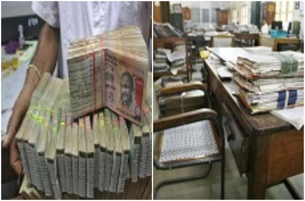 prisoners who are serving life imprisonment in Tamil Nadu, have been making obsolete stationery from old currency
