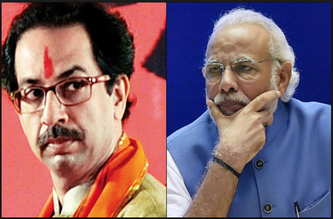 Shiv Sena has left BJP party, Shiv Sena  2019 Lok Sabha elections will be fought alone