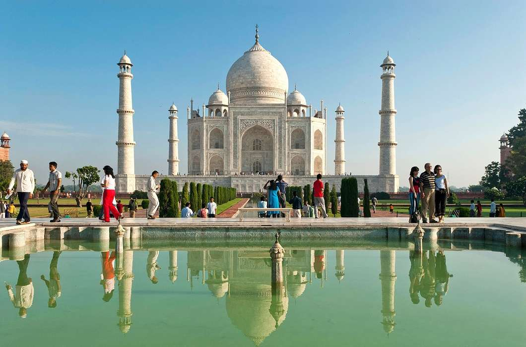 From now only 40 thousand people will be able to see the Taj in a day
