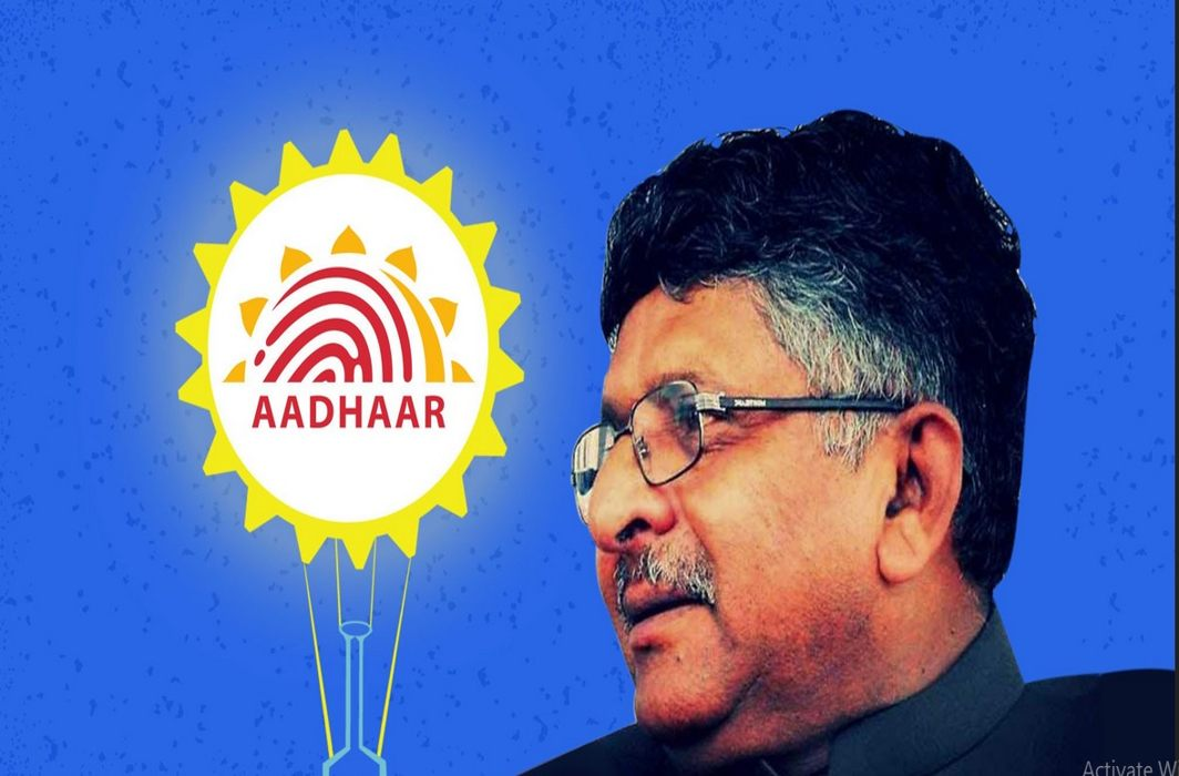 FIR against journalist in Aadhar leak is wrong - Ravishankar Prasad