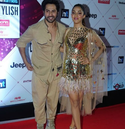 Style of stars shown in the Hindustan Times Most Stylish Award