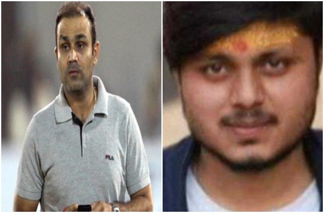 Veeru wrote 'Bharat Mata Ki Jai' Bole Trolls, Chandan will kill someone like you.