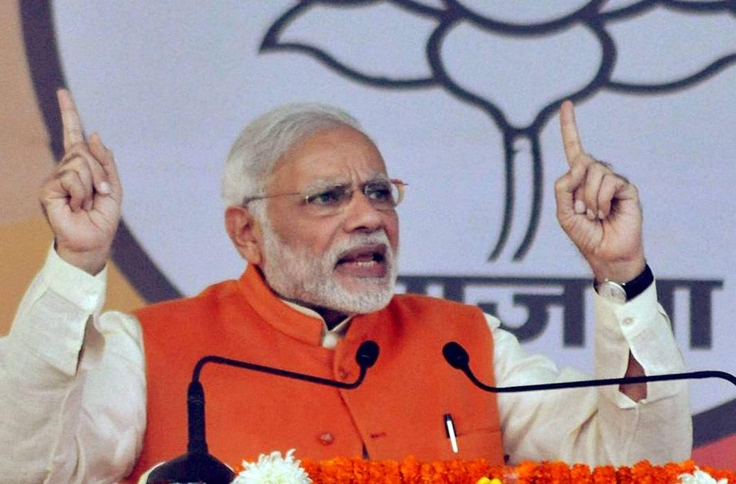 AIADMK will give working women women subsidy to two wheelers, PM Modi inaugurated