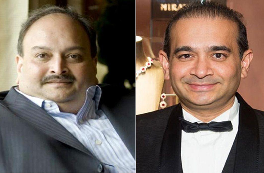 Mehul Choksi & NIRAV MODI