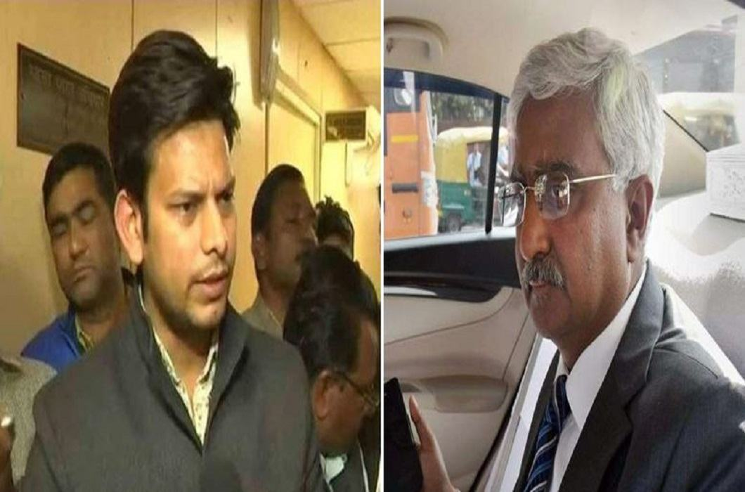 Chief Secretary's case - 'AAP' MLA Prakash Jarwal, court rejects bail plea again