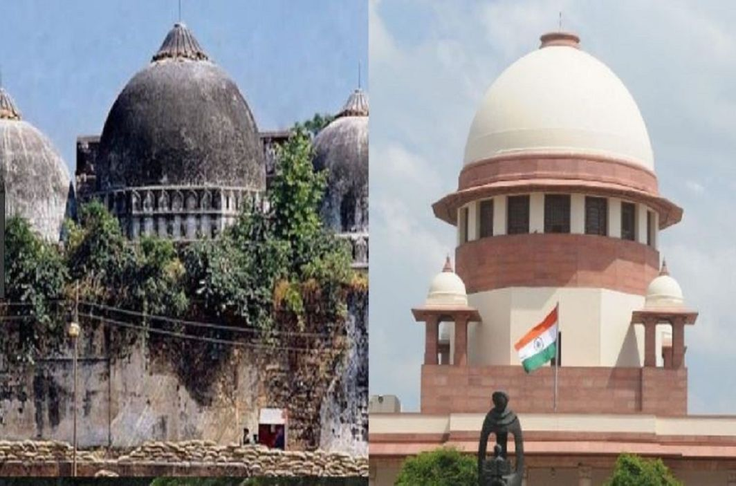 Ayodhya matter - SC said, emotional and political arguments will not be heard, Now hearing on March 14