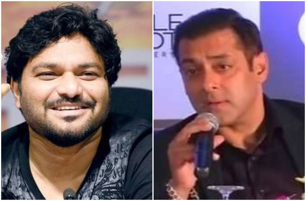 Union minister Babul Supriyo has trouble from Salman