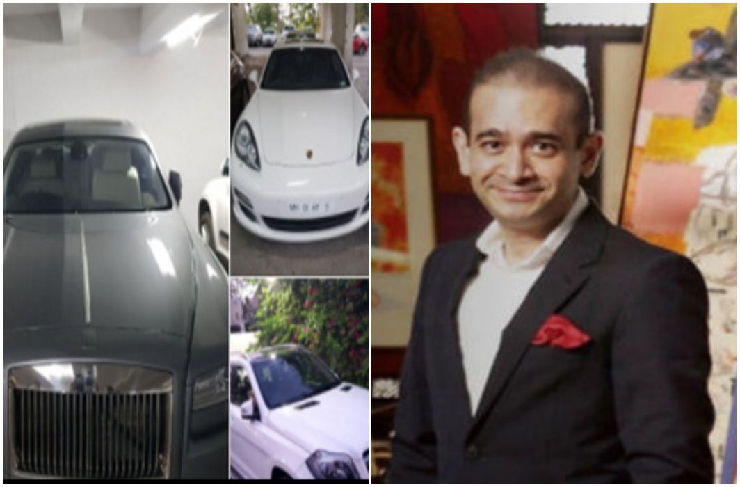 PNB scam accused: Nine luxury cars and 86 crore mutual funds seized of nirav modi