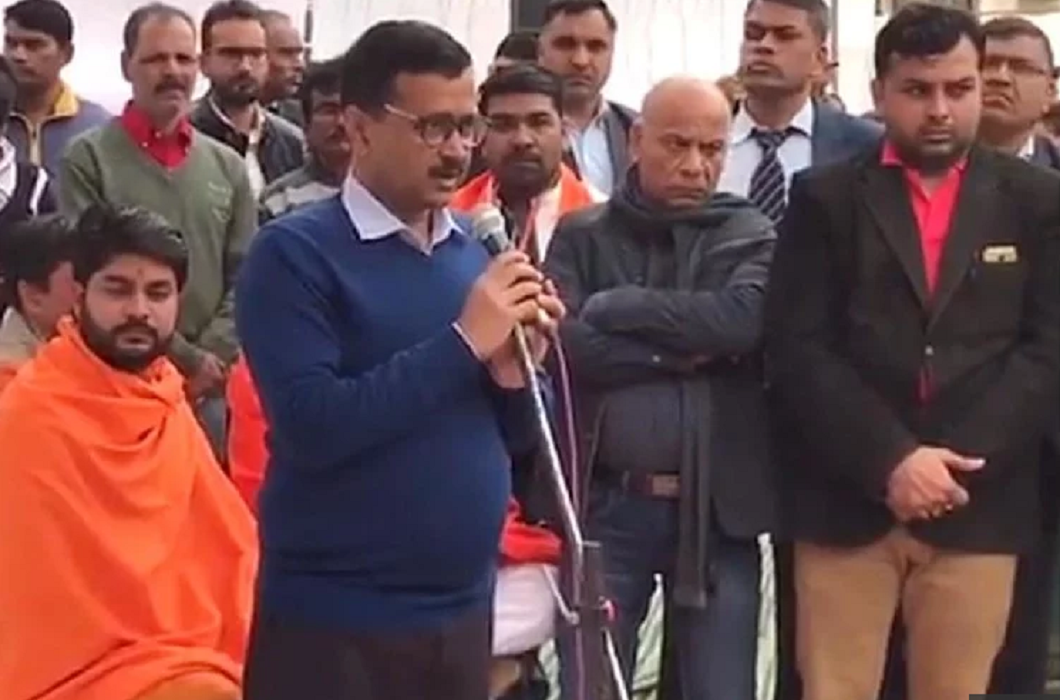On the demand of compensation for Ankit's family, Kejriwal left the House, Kapil Mishra strikes me