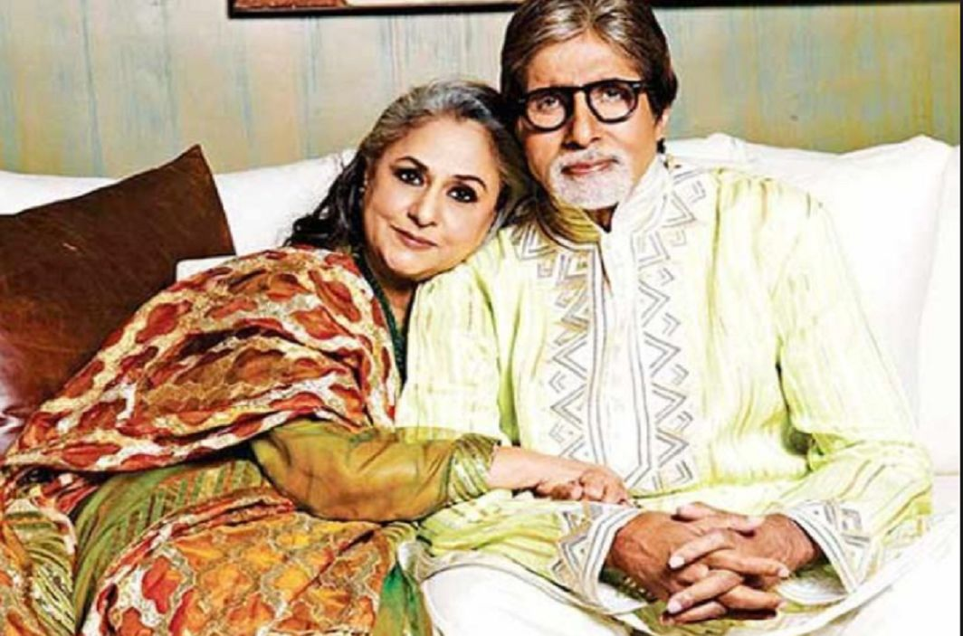 Jaya Bhaduri Bachchan & Amitabh Bachchan