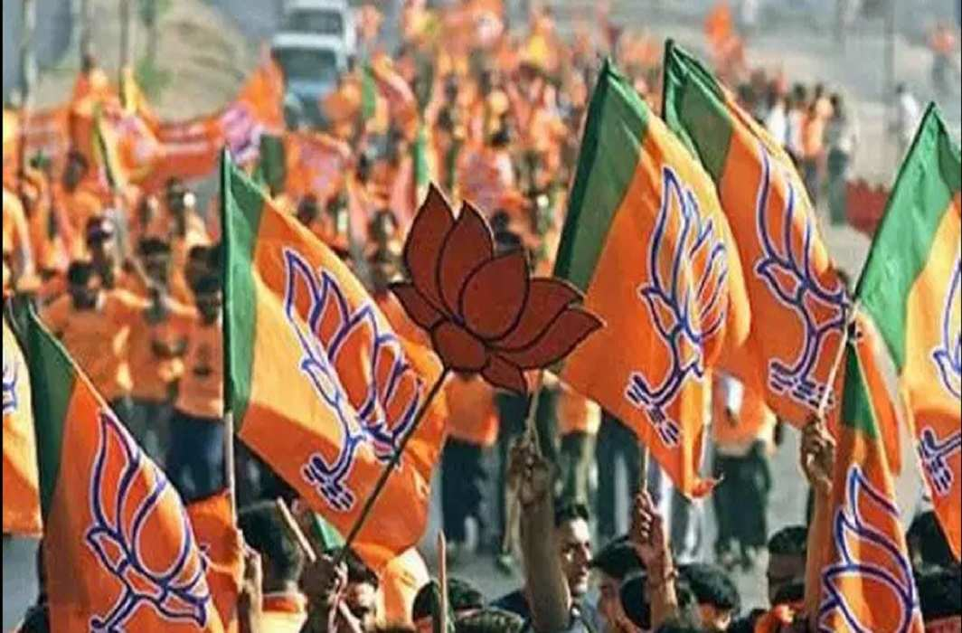 Tripura: The ban on the entry of Muslim people on the support of BJP