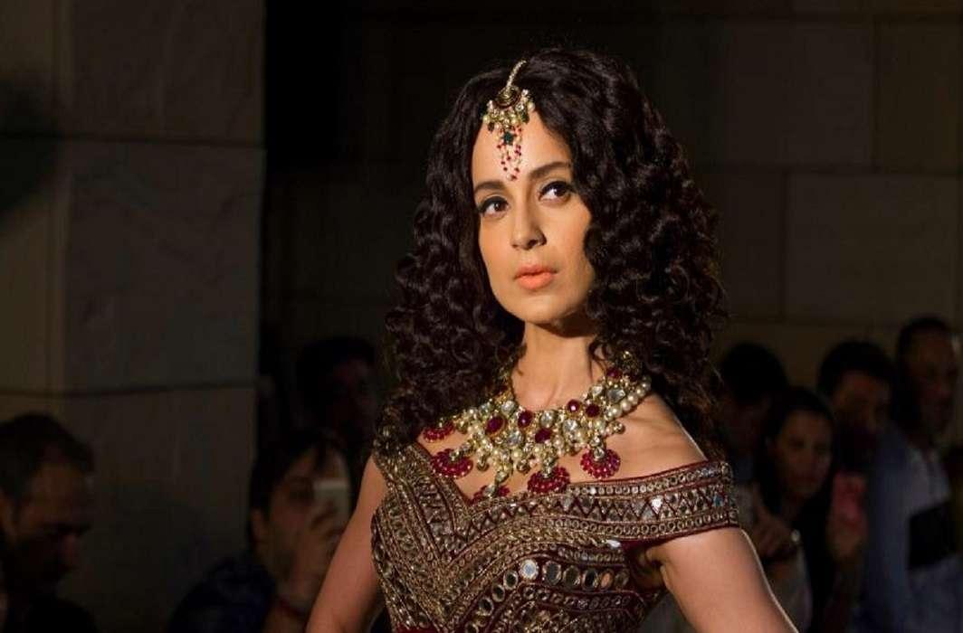 Now after Padmavat, Kangna's film 'Marnikarnika' may be opposed