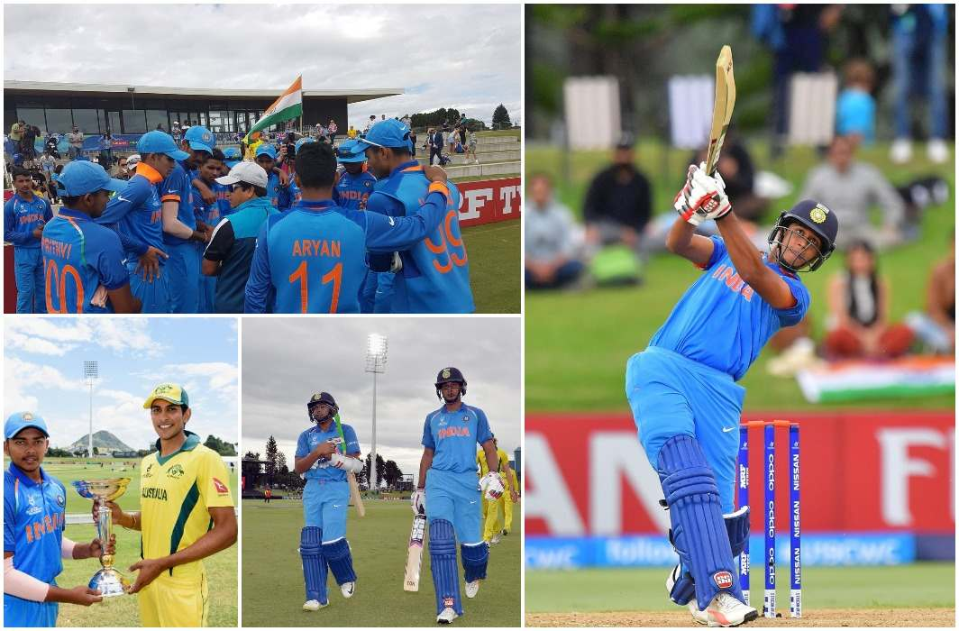 U-19 World Cup: Indian team became world champion for the fourth time, Australia beat Australia by 8 wickets