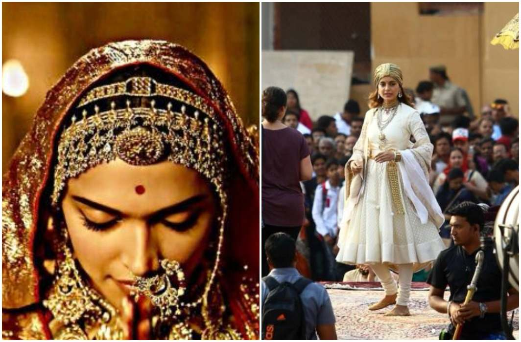 'Manikarnika' surrounded by controversy after 'Padmavat', Brahmins flare after Rajputs