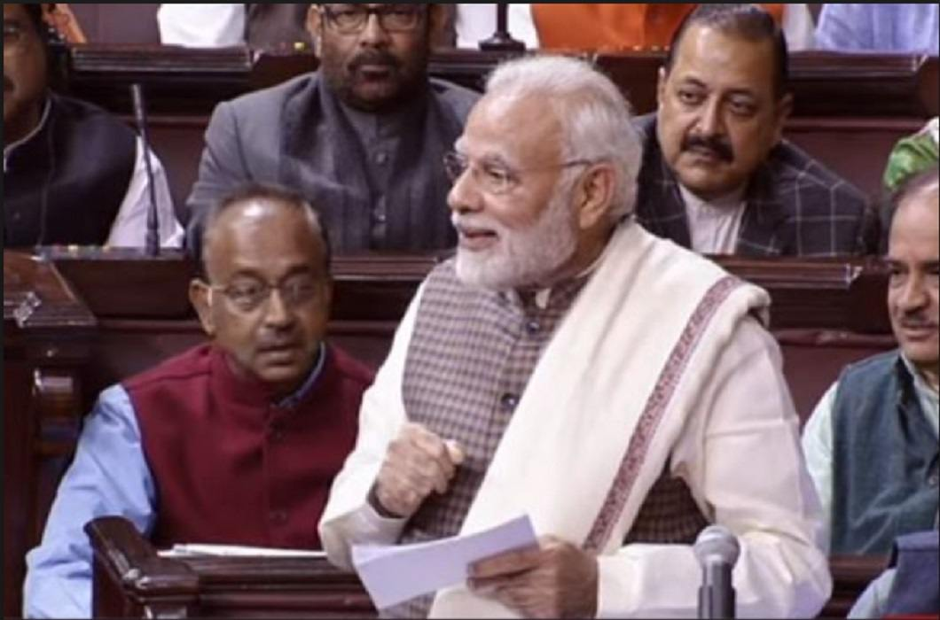Why speak PM Modi and Such a chance Came today After the Ramayana