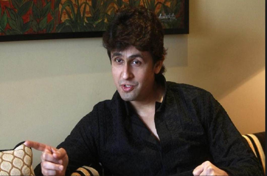 Sonu Nigam On the target of fanatics and Intelligence dept took information to Sonu Nigam