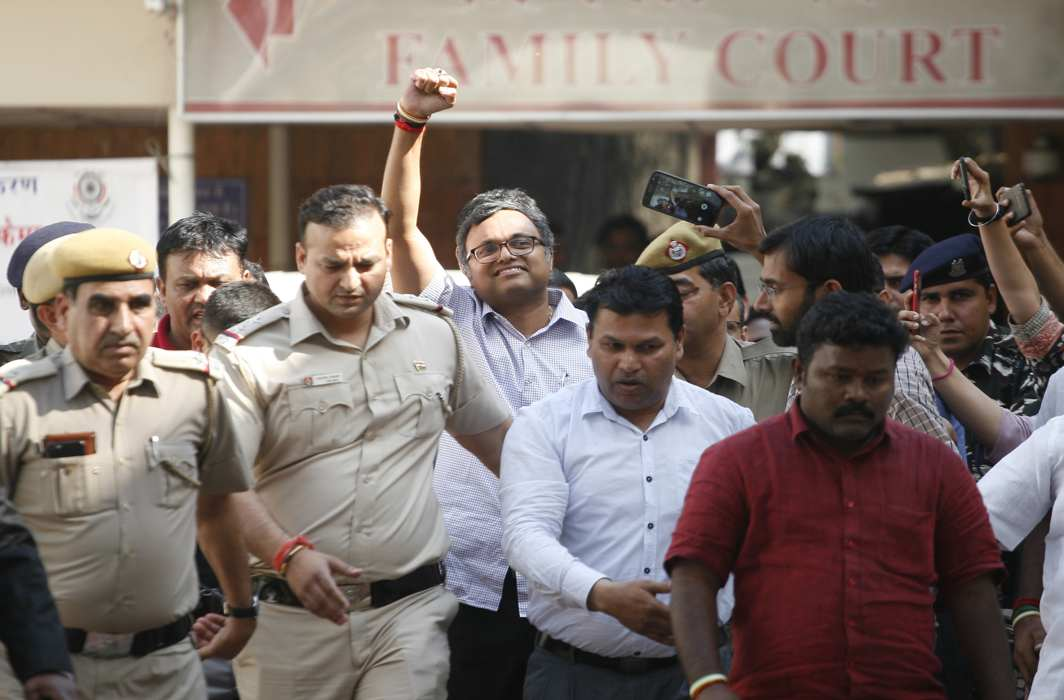 Karti Chidambaram case - Supreme Court will hear hearings on money laundering case