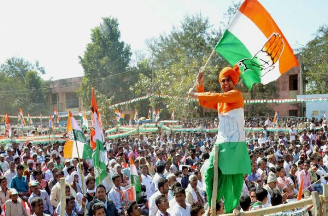Congress victory in MP assembly election win in Mungawali-Kolaras by-election
