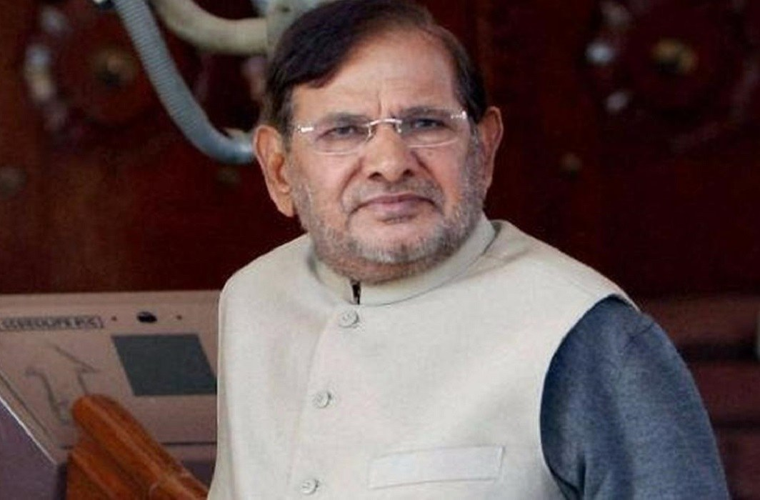 Sharad Yadav may be able to increase the problems, he may have to return his salary