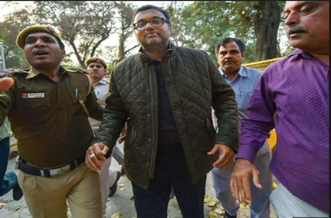 CBI reaches Biyakhala jail with karti and Inquiry will be In front of Indrani-Peter