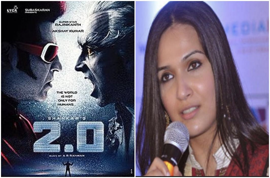 Rajinikanth's daughter Soundarya condemns at 2.0 teaser leaks