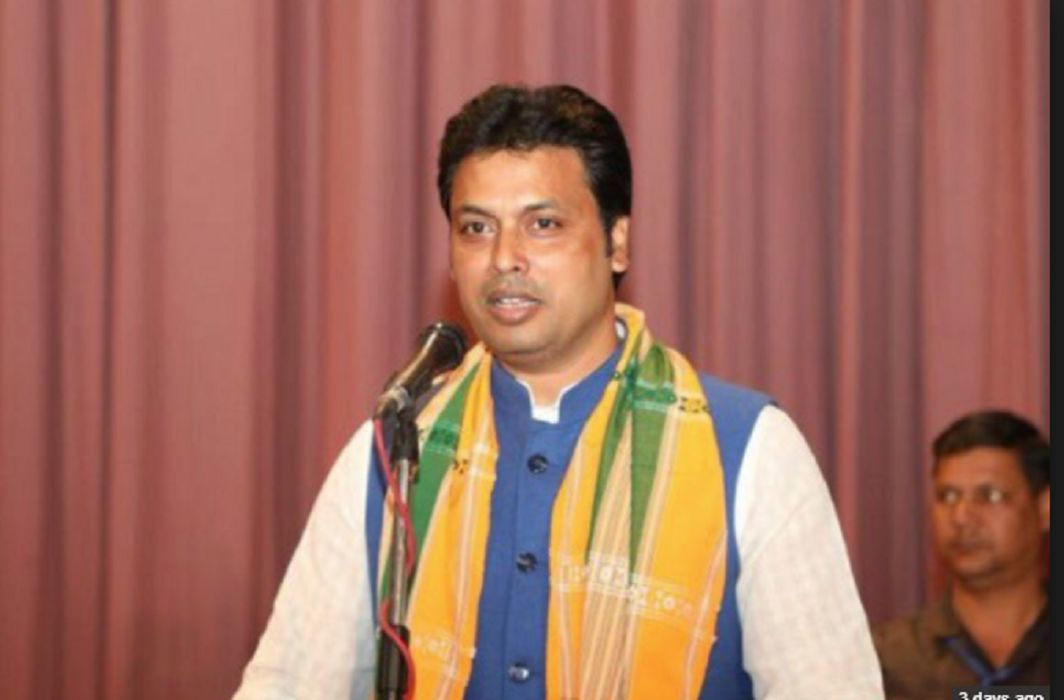Vipalv Kumar will take oath on 9th March for Tripura CM