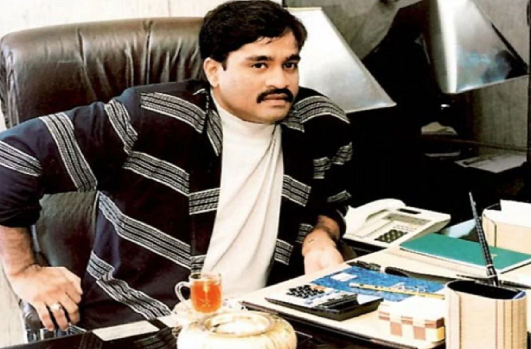 The underworld don Dawood Ibrahim, ready to come to India