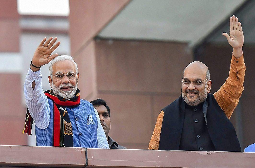 BJP win in Rajya Sabha elections