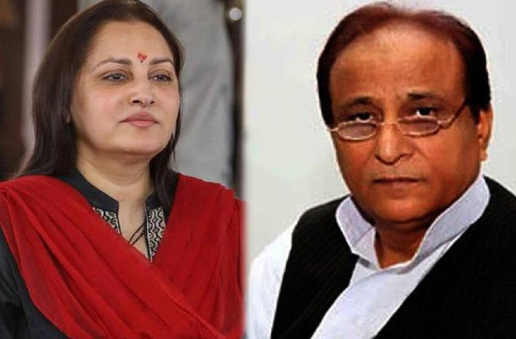 Former MP Jaya Prada Comparison Khilji with azam khan after watching Padmavat