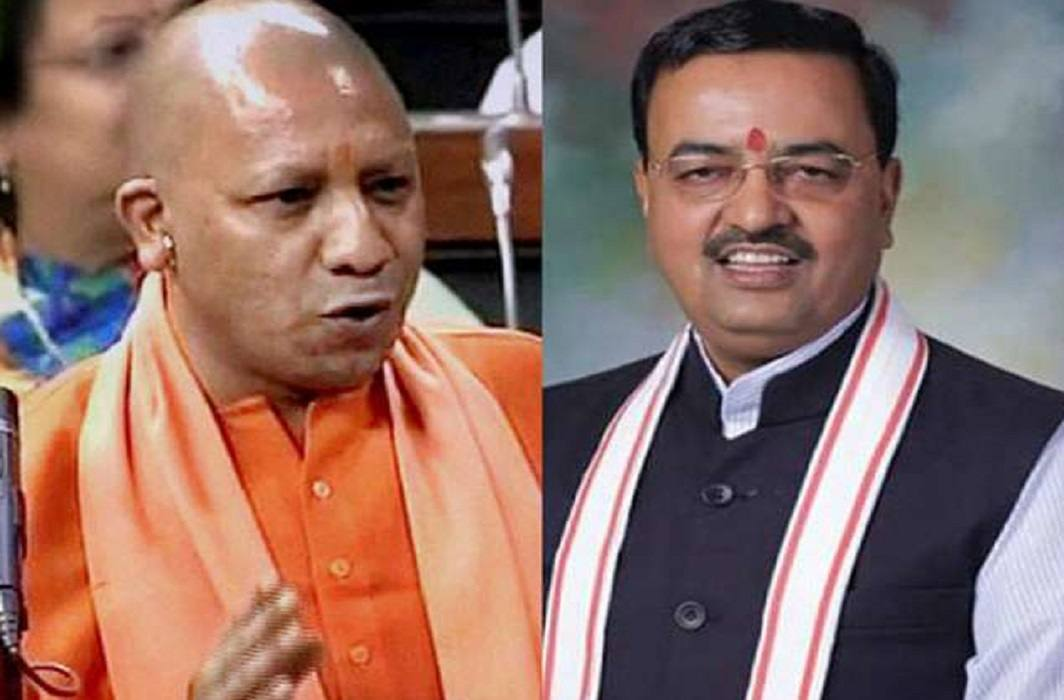 Gorakhpur and Phulpur by-election ended, 43% and 38% respectively