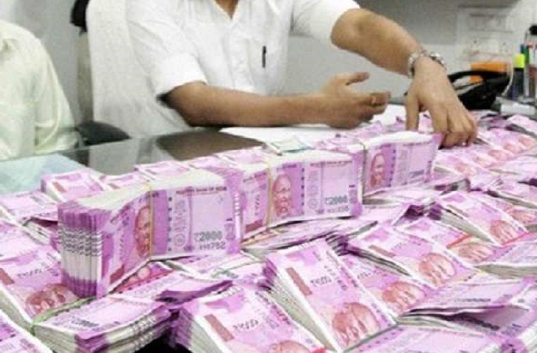 GST of 34,000 crores hidden by traders, Income Tax Department collected in the investigation