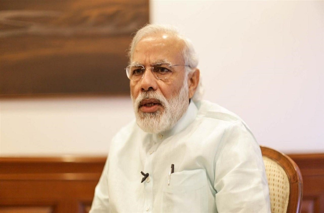 A man arrested for sharing Modi's 'Minute Two Minute' program on social media